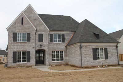 Collierville Single Family Home For Sale: 1607 Horseshoe Bend