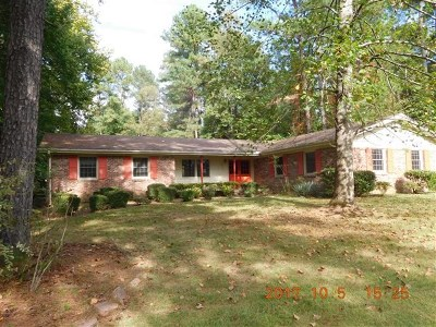 Jackson TN Single Family Home For Sale: $85,000
