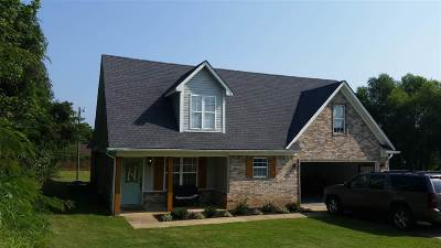 Tipton County Single Family Home For Sale: 160 Dessie Re