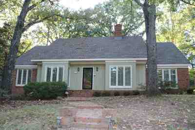Germantown Single Family Home For Sale: 2451 Yester Oaks
