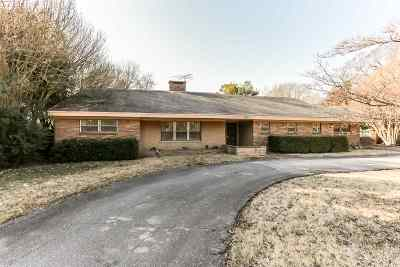 Memphis Single Family Home For Sale: 205 W Chickasaw