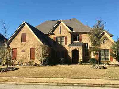 Lakeland Single Family Home For Sale: 4277 Mount Gillespie