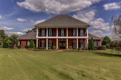 Piperton Single Family Home For Sale: 35 Green Tree