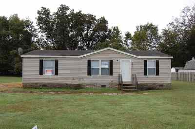 Tipton County Single Family Home For Sale: 233 Jamestown
