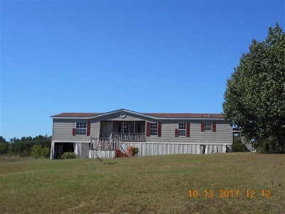 Savannah TN Single Family Home For Sale: $39,900