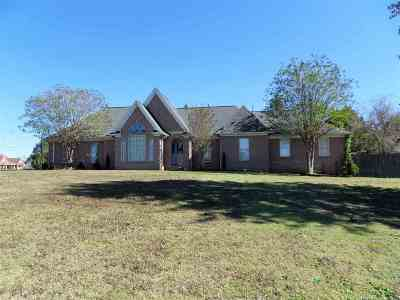 Tipton County Single Family Home For Sale: 214 Edith