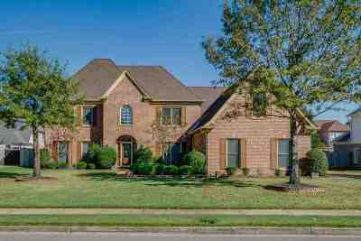 Collierville Single Family Home For Sale: 1810 Wildcreek