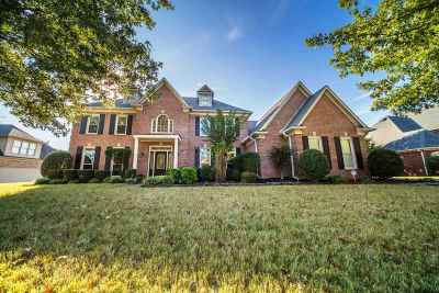 Collierville Single Family Home For Sale: 1353 Panola