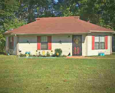 Tipton County Single Family Home For Sale: 96 Sharon