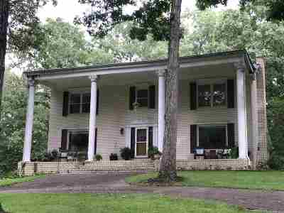 Selmer Single Family Home For Sale: 101 Bob