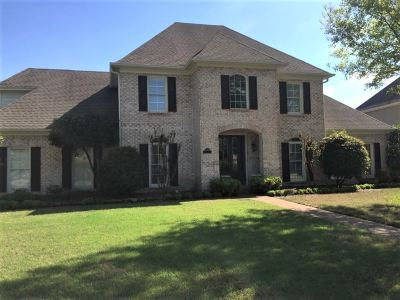 Collierville Single Family Home For Sale: 2000 W Houston