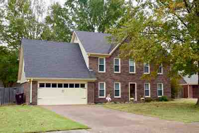 Collierville Single Family Home For Sale: 754 Aldis