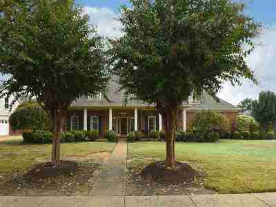 Collierville Single Family Home For Sale: 1544 Collingham