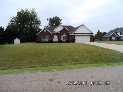 Tipton County Single Family Home For Sale: 67 O'kelley
