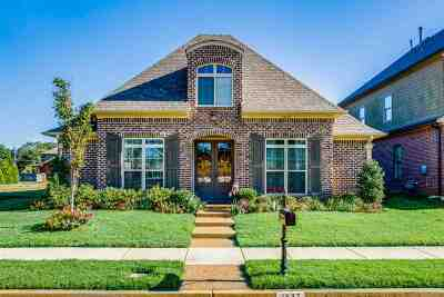 Collierville Single Family Home For Sale: 1637 Jennings Mill