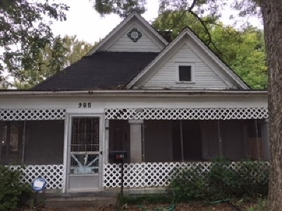 Memphis Single Family Home For Sale: 985 Bruce