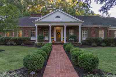 Memphis Single Family Home For Sale: 278 E Chickasaw