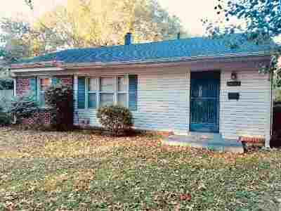 Memphis Single Family Home For Sale: 4550 Verne
