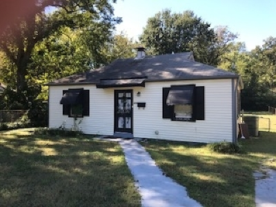 Memphis Single Family Home For Sale: 3215 Winslow