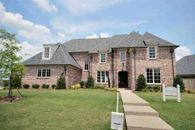 Collierville Single Family Home For Sale: 1592 Horseshoe Bend