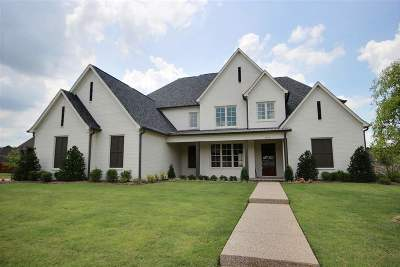 Collierville Single Family Home For Sale: 1591 Exmoor