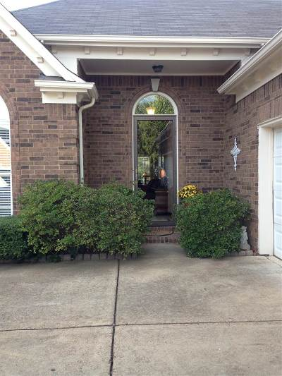 Memphis Single Family Home For Sale: 969 W Nesting Wood