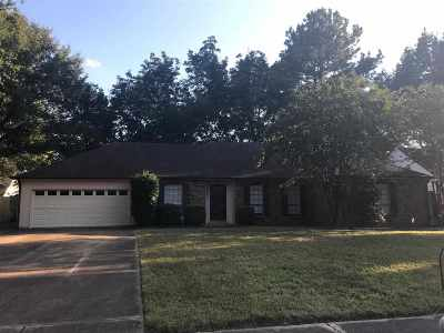 Memphis Single Family Home For Sale: 6305 Spey
