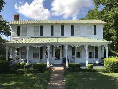 Savannah Single Family Home For Sale: 140 W Main
