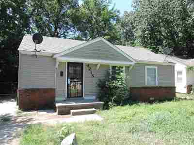 Memphis Single Family Home For Sale: 4215 Boyce