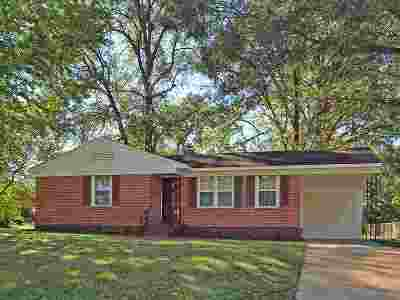 Memphis Single Family Home For Sale: 2187 Leyton