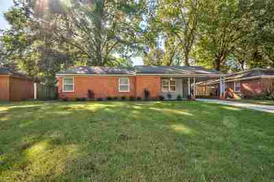 Memphis Single Family Home For Sale: 4631 Leatherwood