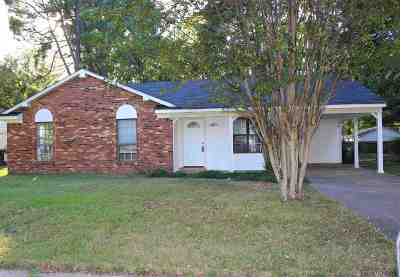 Bartlett Single Family Home For Sale: 2825 McCulley