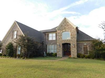 Collierville Single Family Home For Sale: 128 Elm Creek