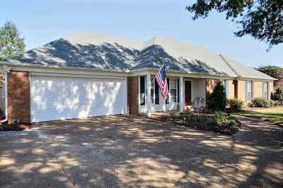 Collierville Single Family Home For Sale: 544 Autumn Run