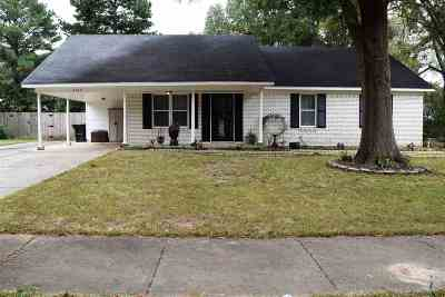 Bartlett Single Family Home For Sale: 6343 Falmouth