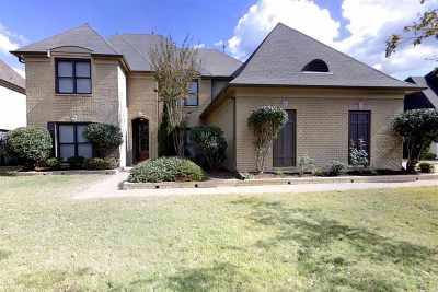 Collierville Single Family Home For Sale: 1762 Mossy Oak