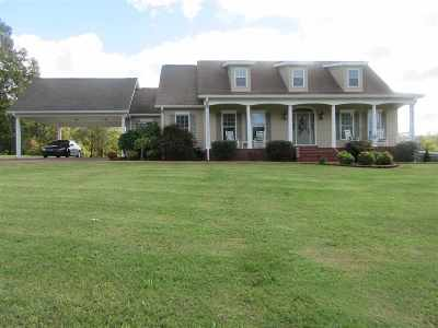 Adamsville Single Family Home For Sale: 1245 Bob Abernathy