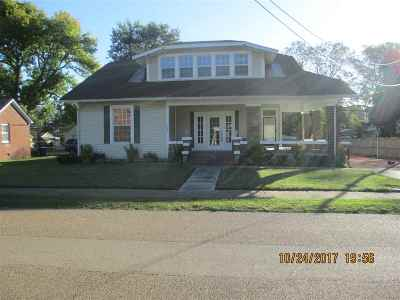 Covington Condo/Townhouse For Sale: 408 S Tipton