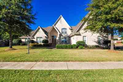 Collierville Single Family Home For Sale: 9354 Barkley Gate