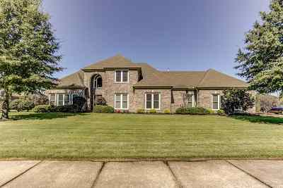 Collierville Single Family Home For Sale: 10660 Midnight Sun