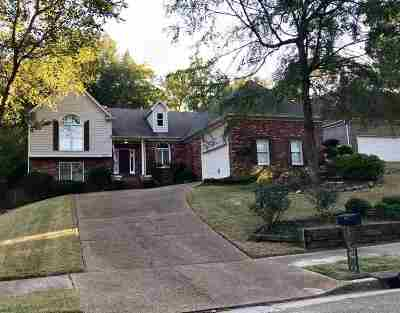 Collierville Single Family Home For Sale: 199 Rogers Wood
