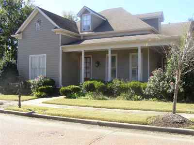 Collierville Single Family Home For Sale: 181 Greely