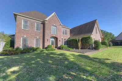 Collierville Single Family Home For Sale: 1812 Charrington