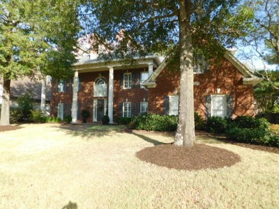 Germantown Single Family Home For Sale: 1790 Grovecrest