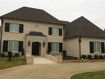 Collierville Single Family Home For Sale: 1603 Preakness Run