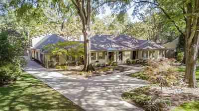 Arlington, Bartlett, Collierville, Cordova, Germantown, Lakeland, Memphis, Millington Single Family Home For Sale: 4220 Belle Meade
