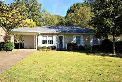 Memphis TN Single Family Home For Sale: $95,000