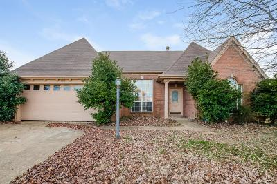 Memphis Single Family Home For Sale: 4893 Noel Mission