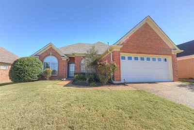 Bartlett Single Family Home For Sale: 4066 Fairway View