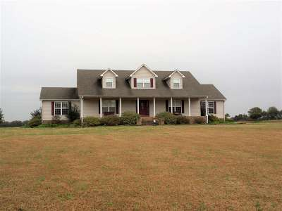 Ripley Single Family Home For Sale: 1392 Willie Paris